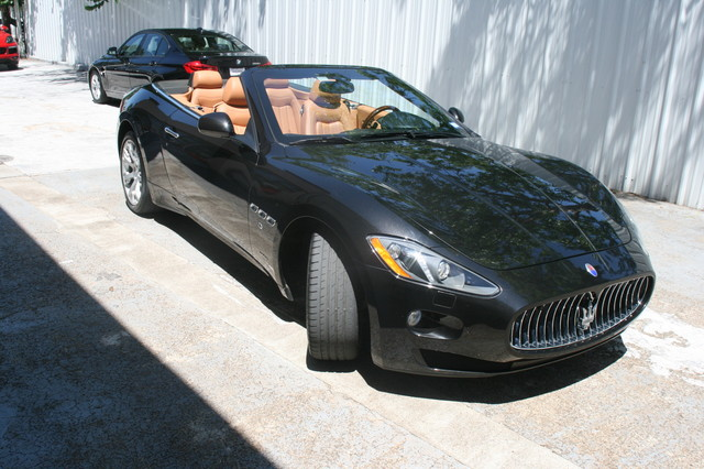 2013 Maserati GranTurismo Convertible Houston, Texas 33