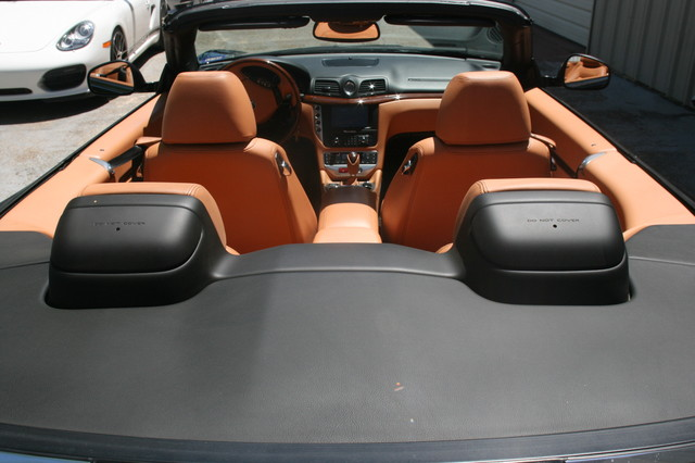 2013 Maserati GranTurismo Convertible Houston, Texas 34