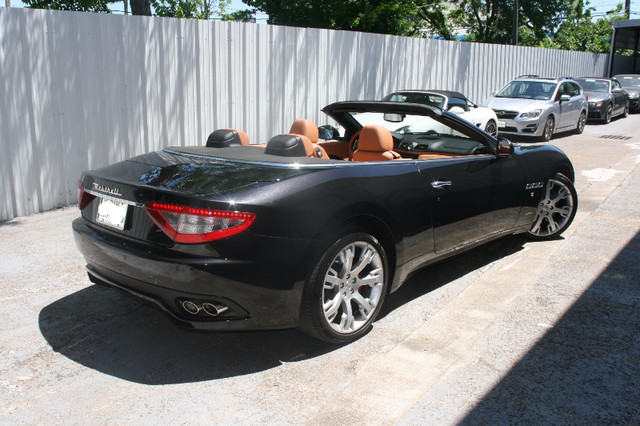 2013 Maserati GranTurismo Convertible Houston, Texas 36