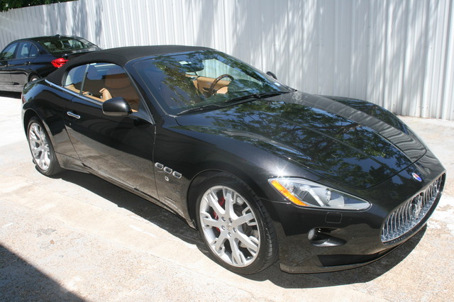 2013 Maserati GranTurismo Convertible Houston, Texas 8