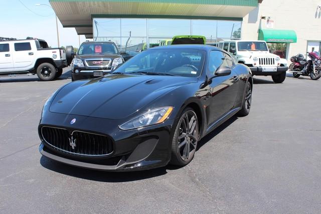 2013 Maserati GranTurismo MC Stradale | Granite City, Illinois | MasterCars Company Inc. in Granite City Illinois