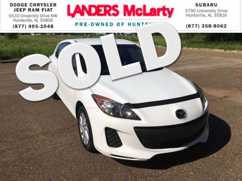 2013 Mazda Mazda3 i Touring   Huntsville, Alabama   Landers Mclarty DCJ & Subaru in Huntsville Alabama