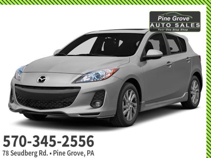 2013 Mazda Mazda3 i Touring | Pine Grove, PA | Pine Grove Auto Sales in Pine Grove, PA
