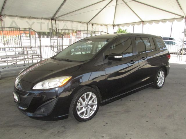 2013 Mazda Mazda5 Touring This particular Vehicle comes with 3rd Row Seat Please call or e-mail t