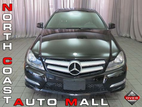 2013 Mercedes-Benz C 250 C 250 2dr Coupe C250 RWD in Akron, OH