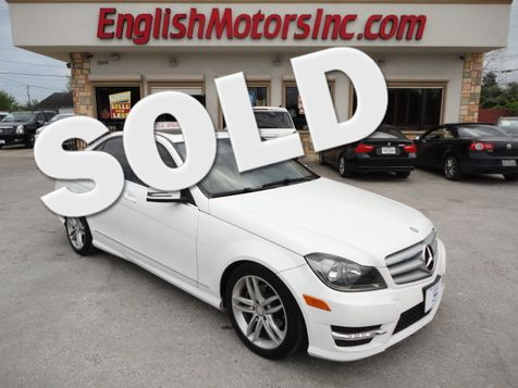 2013 Mercedes-Benz C 250 Sport in Brownsville, TX