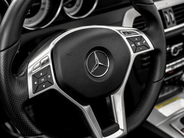 2013 Mercedes-Benz C 250 Sport Burbank, CA 14