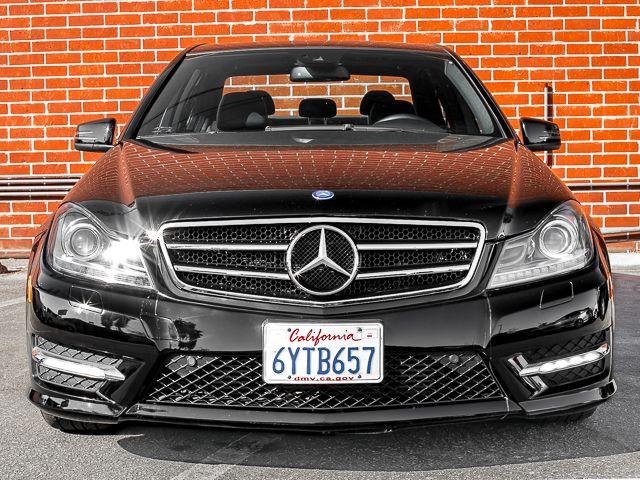 2013 Mercedes-Benz C 250 Sport Burbank, CA 2