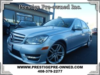 2013 Mercedes-Benz C 250 in Campbell California