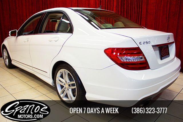 2013 Mercedes-Benz C250 Sport Daytona Beach, FL 36