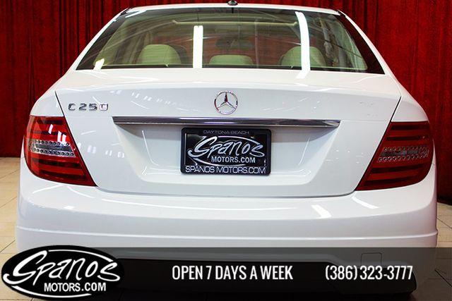 2013 Mercedes-Benz C250 Sport Daytona Beach, FL 4