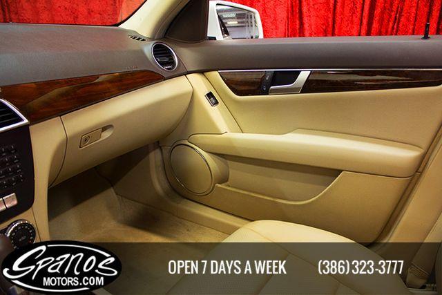 2013 Mercedes-Benz C250 Sport Daytona Beach, FL 28