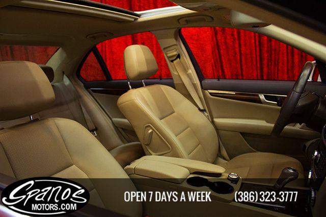 2013 Mercedes-Benz C250 Sport Daytona Beach, FL 29