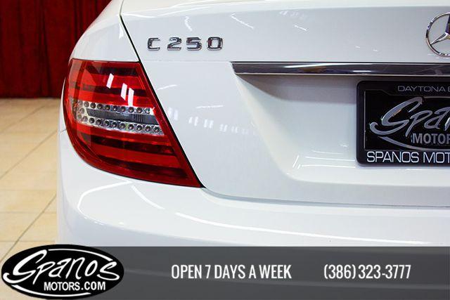 2013 Mercedes-Benz C250 Sport Daytona Beach, FL 9