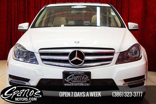 2013 Mercedes-Benz C250 Sport Daytona Beach, FL 3
