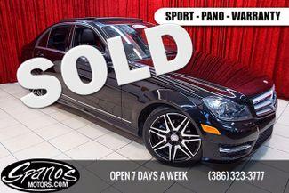 2013 Mercedes-Benz C 250 Sport Daytona Beach, FL