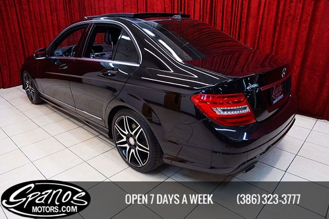 2013 Mercedes-Benz C 250 Sport Daytona Beach, FL 47