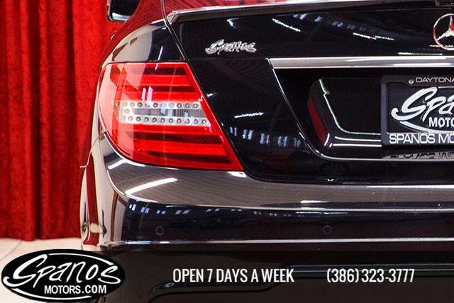 2013 Mercedes-Benz C 250 Sport Daytona Beach, FL 14