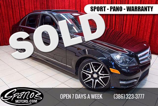 2013 Mercedes-Benz C 250 Sport Daytona Beach, FL 0