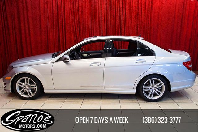 2013 Mercedes-Benz C 250 Sport Daytona Beach, FL 2