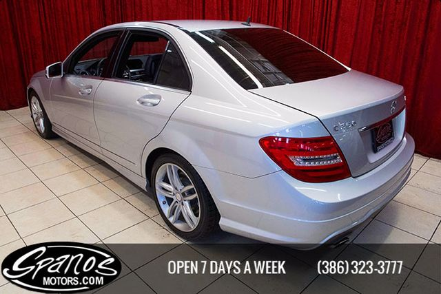 2013 Mercedes-Benz C 250 Sport Daytona Beach, FL 48