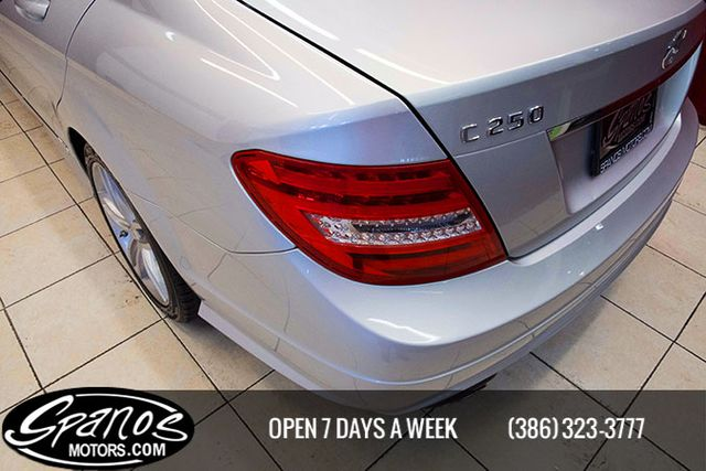 2013 Mercedes-Benz C 250 Sport Daytona Beach, FL 16