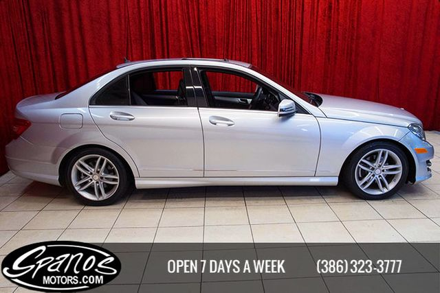 2013 Mercedes-Benz C 250 Sport Daytona Beach, FL 1