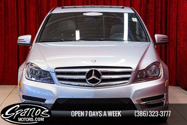 2013 Mercedes-Benz C 250 Sport Daytona Beach, FL 3