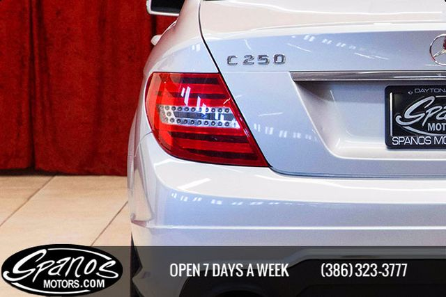 2013 Mercedes-Benz C 250 Sport Daytona Beach, FL 14