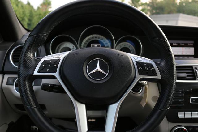 2013 Mercedes-Benz C 250 Sport Mooresville, North Carolina 32