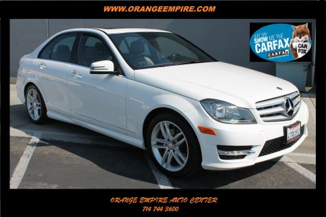 2013 Mercedes-Benz C 250 Sport in Orange, CA