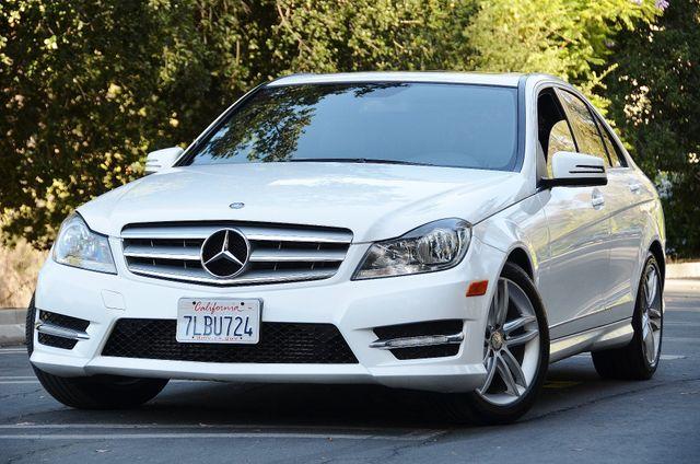 2013 Mercedes-Benz C 250 Sport - AUTO - 73K MILES - SUNROOF Reseda, CA 13