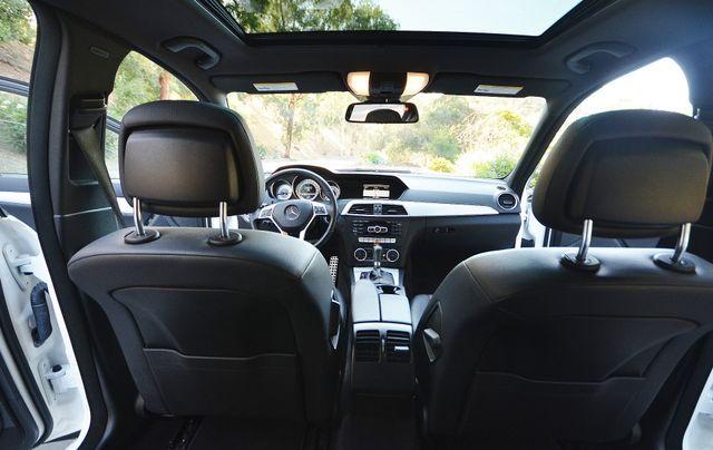 2013 Mercedes-Benz C 250 Sport - AUTO - 73K MILES - SUNROOF Reseda, CA 26