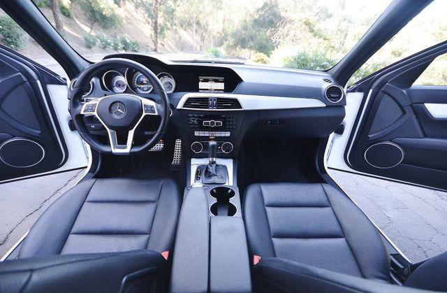 2013 Mercedes-Benz C 250 Sport - AUTO - 73K MILES - SUNROOF Reseda, CA 7