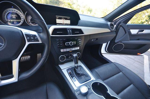 2013 Mercedes-Benz C 250 Sport - AUTO - 73K MILES - SUNROOF Reseda, CA 30