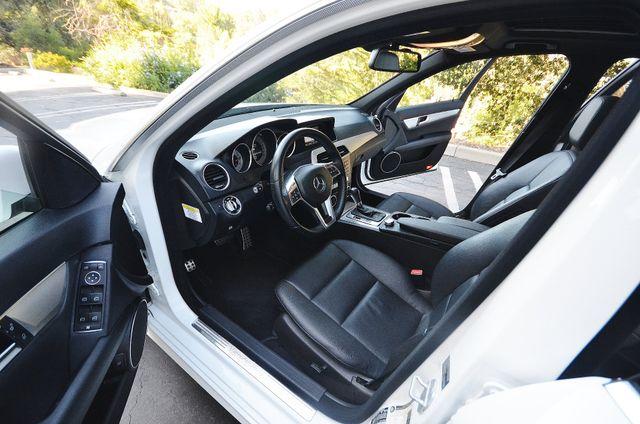 2013 Mercedes-Benz C 250 Sport - AUTO - 73K MILES - SUNROOF Reseda, CA 12