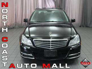 2013 Mercedes-Benz C-Class 4dr Sedan C300 Sport 4MATIC in Akron, OH