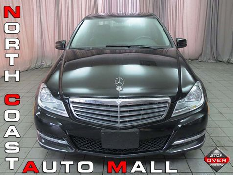 2013 Mercedes-Benz C-Class 4dr Sedan C 300 Luxury 4MATIC in Akron, OH
