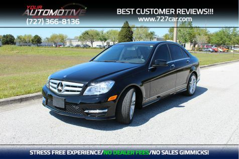 2013 Mercedes-Benz C-CLASS C300 4MATIC in Pinellas Park, Florida