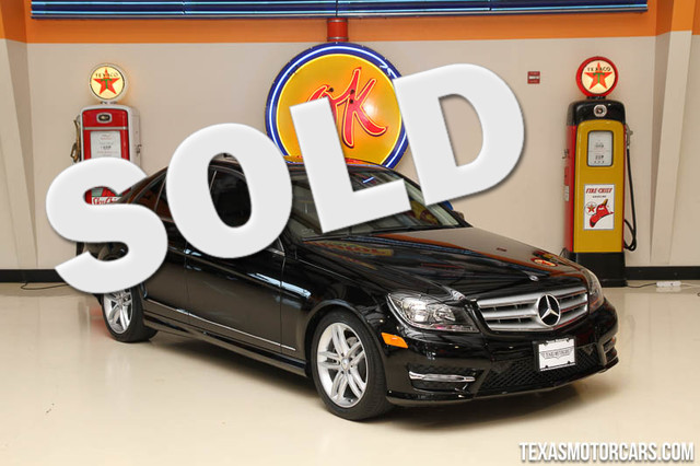2013 Mercedes C250 Luxury This Clean Carfax 2013 Mercedes-Benz C250 Luxury is in great shape with