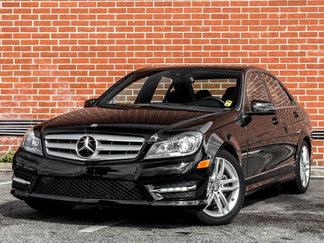 2013 Mercedes-Benz C250 Sport Burbank, CA 0