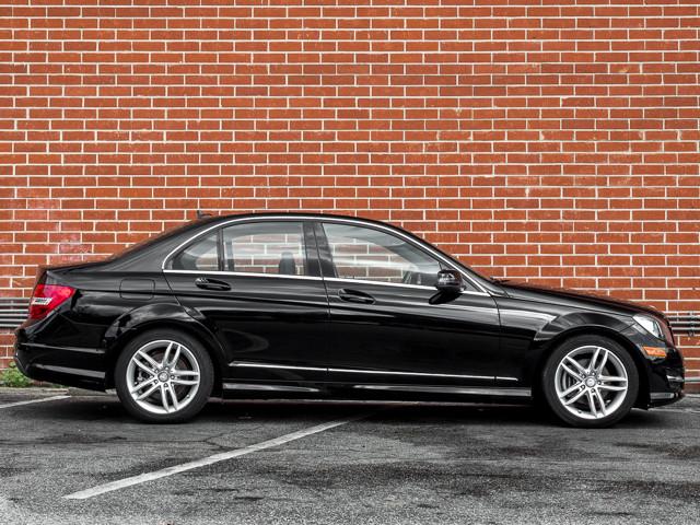 2013 Mercedes-Benz C250 Sport Burbank, CA 3