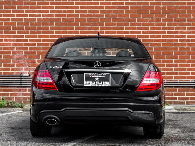 2013 Mercedes-Benz C250 Sport Burbank, CA 5