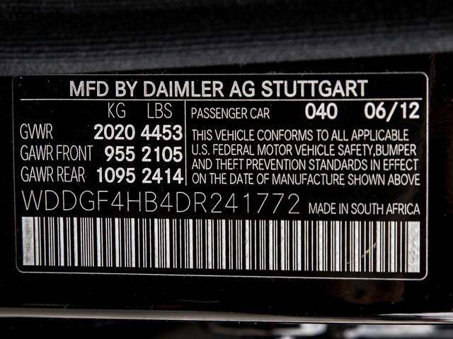 2013 Mercedes-Benz C250 Sport Burbank, CA 9