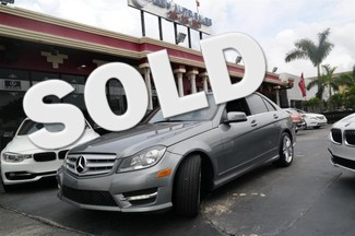 2013 Mercedes-Benz C250 Sport Hialeah, Florida