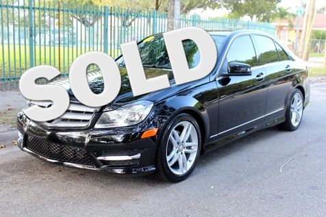 2013 Mercedes-Benz C250 Sport in , Florida