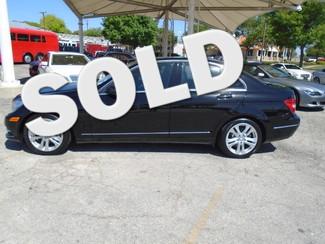 2013 Mercedes-Benz C250 Luxury San Antonio, Texas