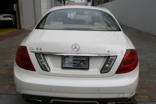 2013 Mercedes-Benz CL 63 AMG Houston, Texas 4
