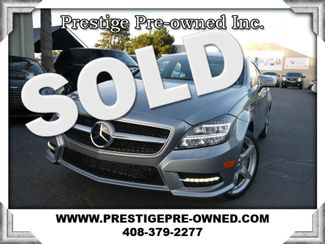 2013 Mercedes-Benz CLS 550   in Campbell CA