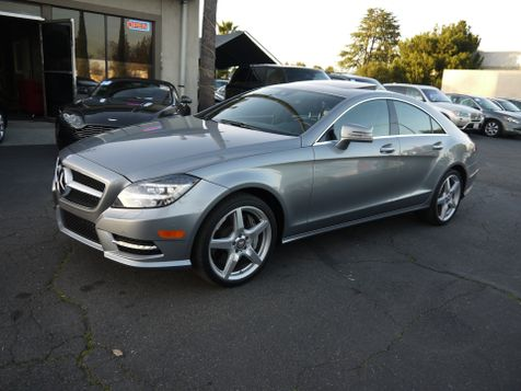 2013 Mercedes-Benz CLS 550   in Campbell, CA